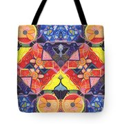 The Joy Of Design Vll Arrangement Offers And Offerings Tote Bag