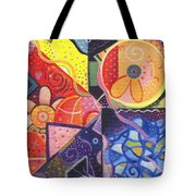 The Joy Of Design Vll Part 2 Tote Bag