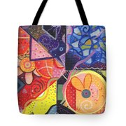The Joy Of Design Vll Part 3 Tote Bag