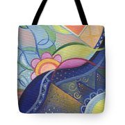 The Joy Of Design Vlll Tote Bag