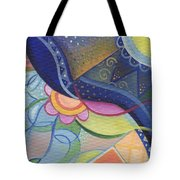 The Joy Of Design Vlll Part 4 Tote Bag