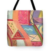 The Joy Of Design X I X Part 2 Tote Bag