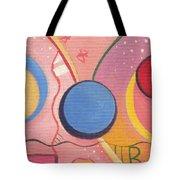 The Joy Of Design X V I I Tote Bag