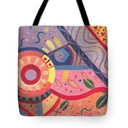 The Joy Of Design X V I I I Tote Bag
