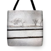 The Joy Of Snow Tote Bag