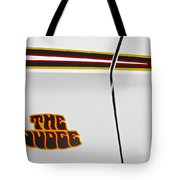 The Judge1969 Pontiac Gto  Tote Bag