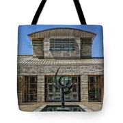 The Jule Collins Smith Museum Of Fine Art Tote Bag