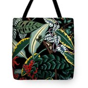 The Jungle Tote Bag by Anthony Morris
