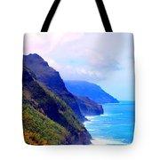 The Kalalau Trail Tote Bag
