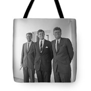 The Kennedy Brothers Tote Bag