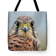 The Kestrel Face To Face Tote Bag