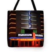 The Kilgore Crim Theater Tote Bag