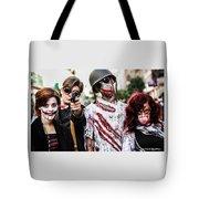 The Kill Team Tote Bag by Stwayne Keubrick