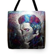 The King Tote Bag by Chris Mackie