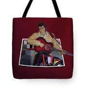 The King Elvis Tote Bag