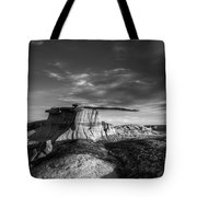 The King Of Wings Monochrome Tote Bag