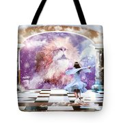 The Kings Court Tote Bag