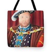 The Kings Head Tote Bag
