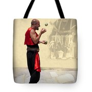 The King's Jester Tote Bag