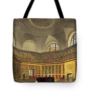 The Kings Library Tote Bag