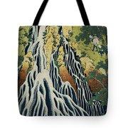 The Kirifuri Waterfall Tote Bag