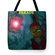 The Knights Parade Tote Bag