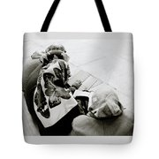 A Life Of Reading Tote Bag
