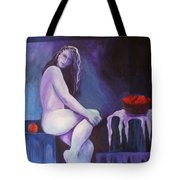 A Woman Of Misfortune Tote Bag