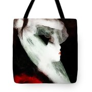 The Lady Is Not For Turning  Tote Bag