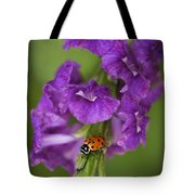 The Lady Tote Bag