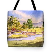 The Lake District - Slater Bridge Tote Bag