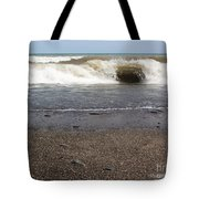 The Lake That Thinks Its An Ocean Tote Bag