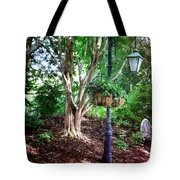 The Lamp Post Tote Bag