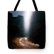 The Land Of Light Tote Bag