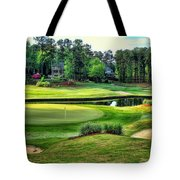 The Landing At Reynolds Plantation Tote Bag