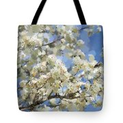 The Language Of Spring Tote Bag