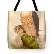 The Lanner Falcon Tote Bag