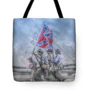 The Last Charge Tote Bag