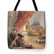 The Last Days Of Francis I Tote Bag
