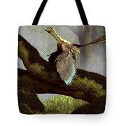 The Last Dinosaur Tote Bag