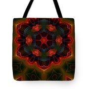 The Last Flower II Tote Bag