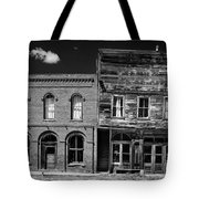 The Last Frontier - Bodie - California Tote Bag