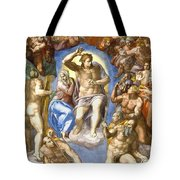 The Last Judgment - Detail Tote Bag