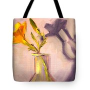 The Last Lily Tote Bag