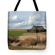The Last Remains Tote Bag