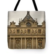 The Last Seat Of Power Tote Bag