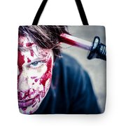 The Last Shock Tote Bag