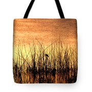 The Last Song Of The Day Tote Bag
