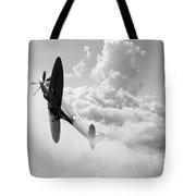 The Last Spitfire Tote Bag