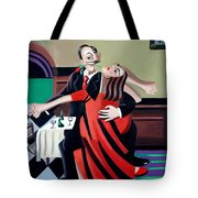 The Last Tango Tote Bag